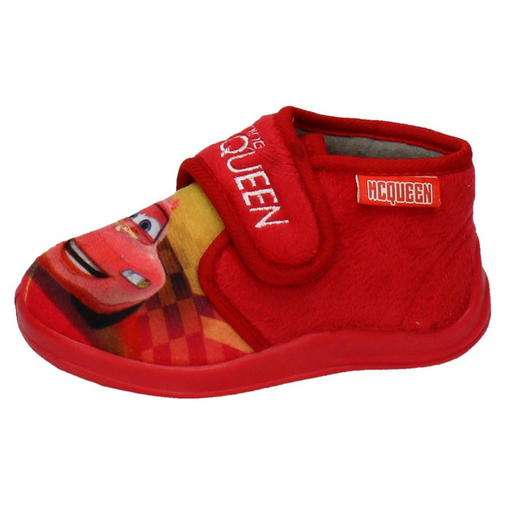 2300002050 CHINELAS DE CARS color ROJO