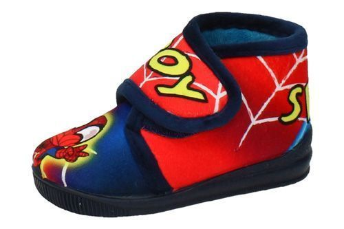 14762 CHINELAS SPIDERMAN color MARINO