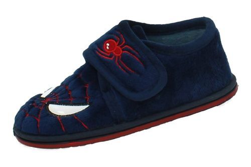 3731 ZAPATILLAS SPIDERMAN color MARINO