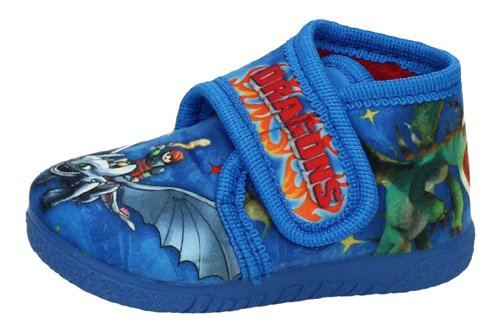 732 ZAPATILLAS DRAGONS color AZUL