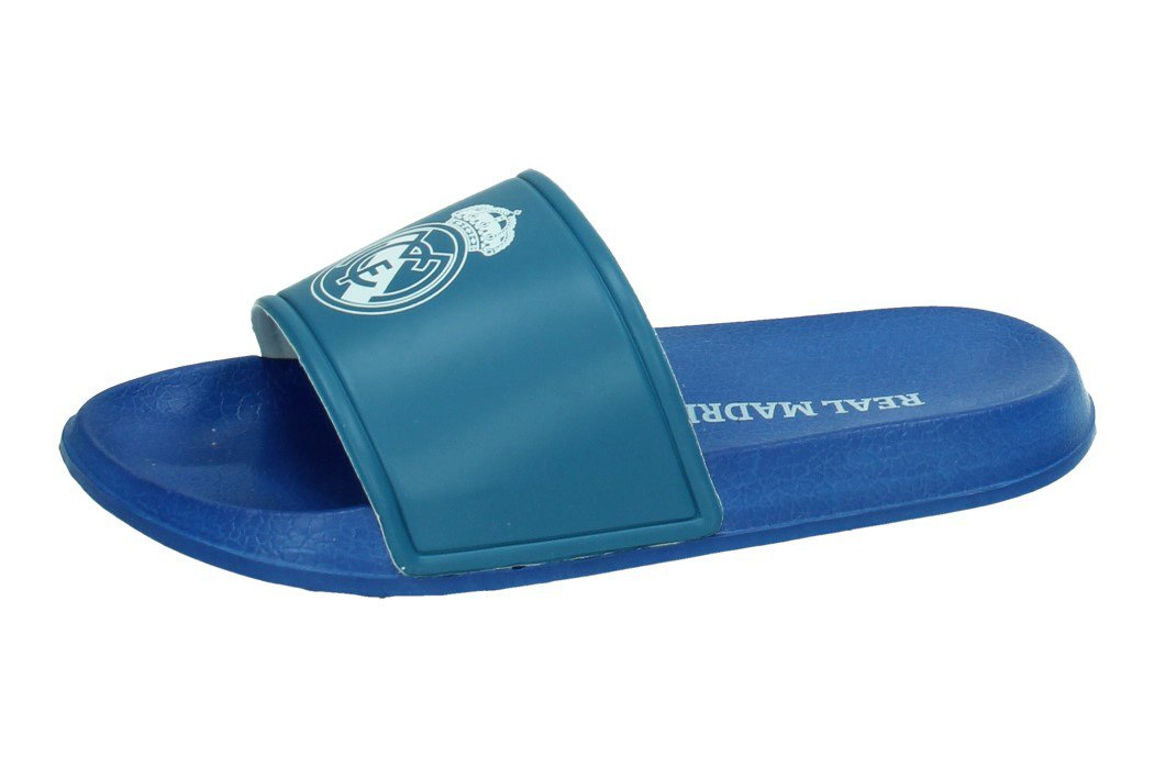 S22965R CHANCLAS REAL MADRID color AZUL