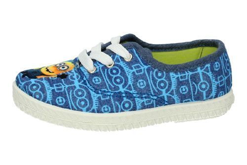 6072 ZAPATILLAS MINIONS color TEJANO