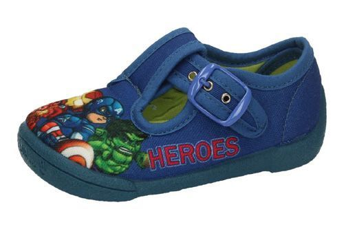 2448 SUPER MINI HEROES color AZUL