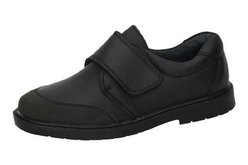 G02A-12 ZAPATOS COLEGIALES color NEGRO