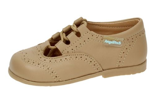 504 MOCASINES INGLESITOS color CAMEL