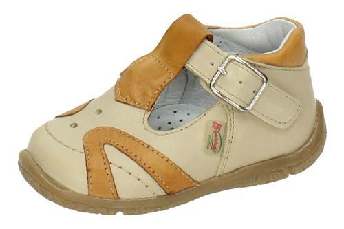 3739 ZAPATITOS PIEL BAMBI color BEIG-CAMEL