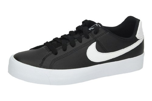 AO2810 001 NIKE COURT ROYALE AC color NEGRO