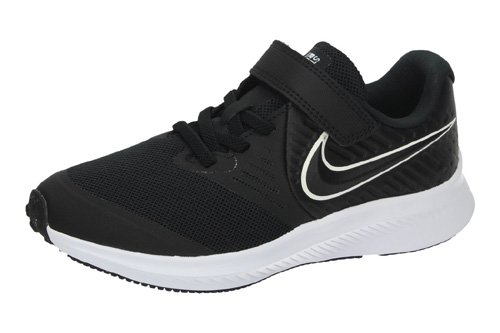 AT1801 001 NIKE STAR RUNNER 2 color NEGRO
