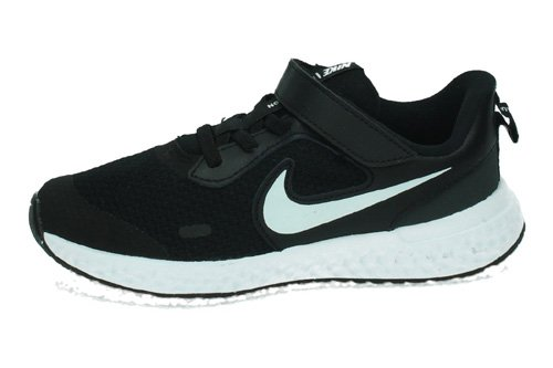 BQ5672 003 NIKE REVOLUTION 5 color NEGRO
