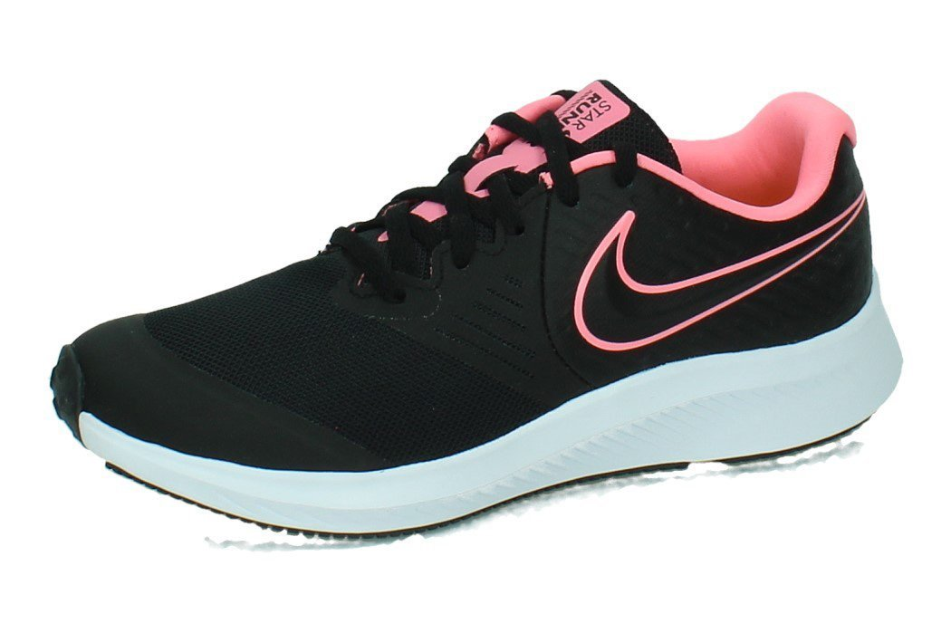AQ3542 002 NIKE STAR RUNNER 2 color NEGRO-FUXIA