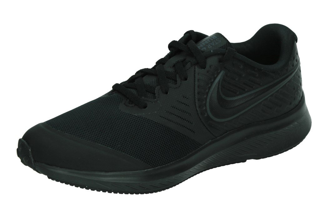 AQ3542 003 NIKE STAR RUNNER 2 color NEGRO