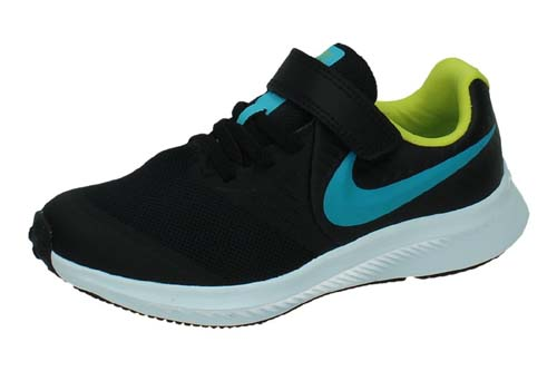 AT1801 012 NIKE STAR RUNNER 2 color NEGRO