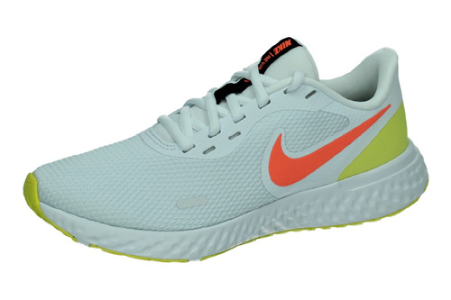 BQ3207 107 NIKE REVOLUTION 5 color BLANCO