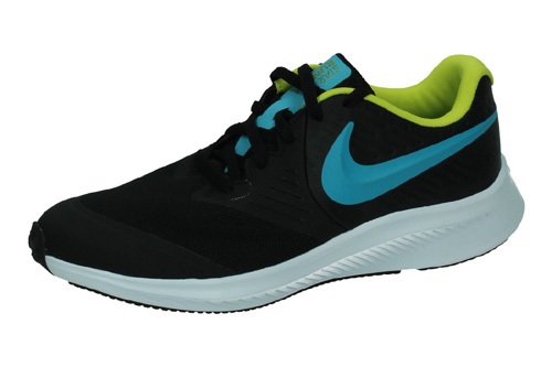AQ3542 012 NIKE STAR RUNNER 2 color NEGRO