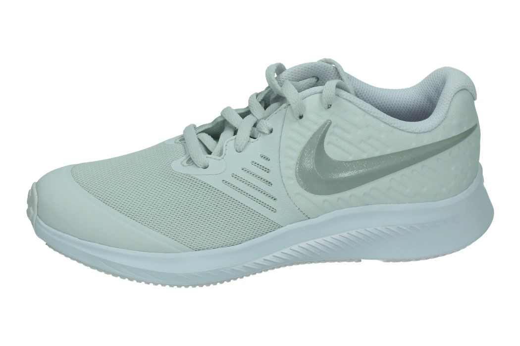 AQ3542 014 NIKE STAR RUNNER color BLANCO-PLATA