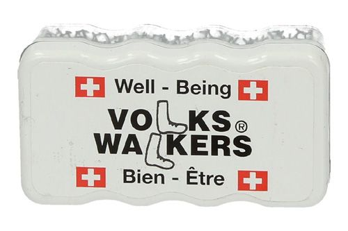 VOLKS WALKERS ESPONJA PELO FUERTE color NEGRO