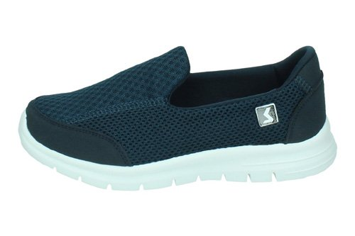 LD18112 ZAPATILLAS TEXTIL color AZUL