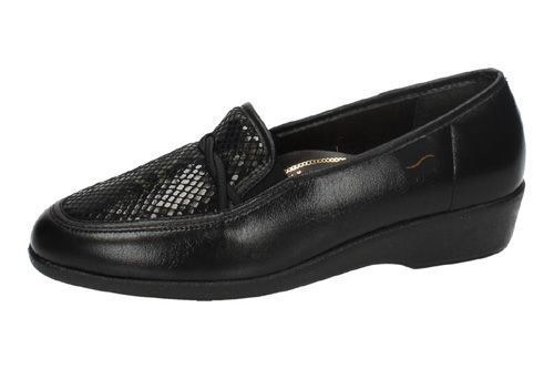 67473 MOCASINES NEGROS color NEGRO