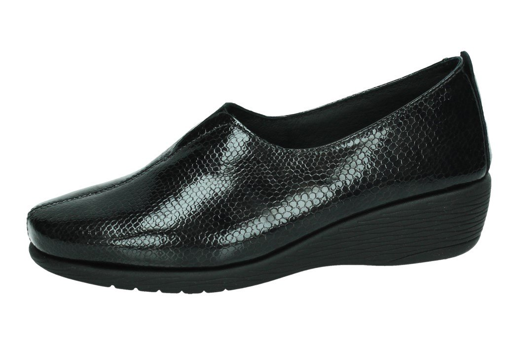 ST0183 30 MOCASIN SERPIENTE color GRIS
