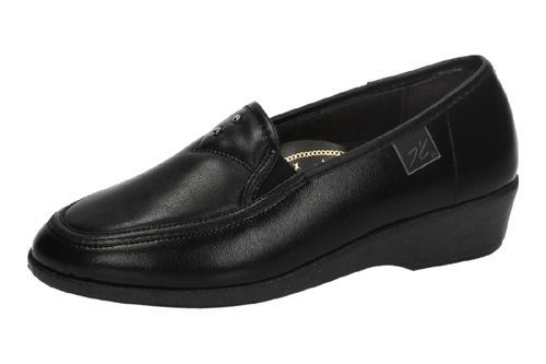67350 ZAPATO MOCASINES color NEGRO