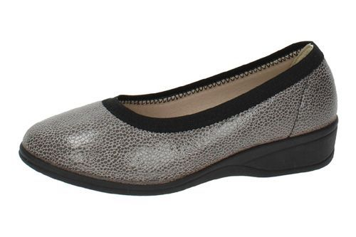 718 ZAPATILLA CON GOMAS color GRIS