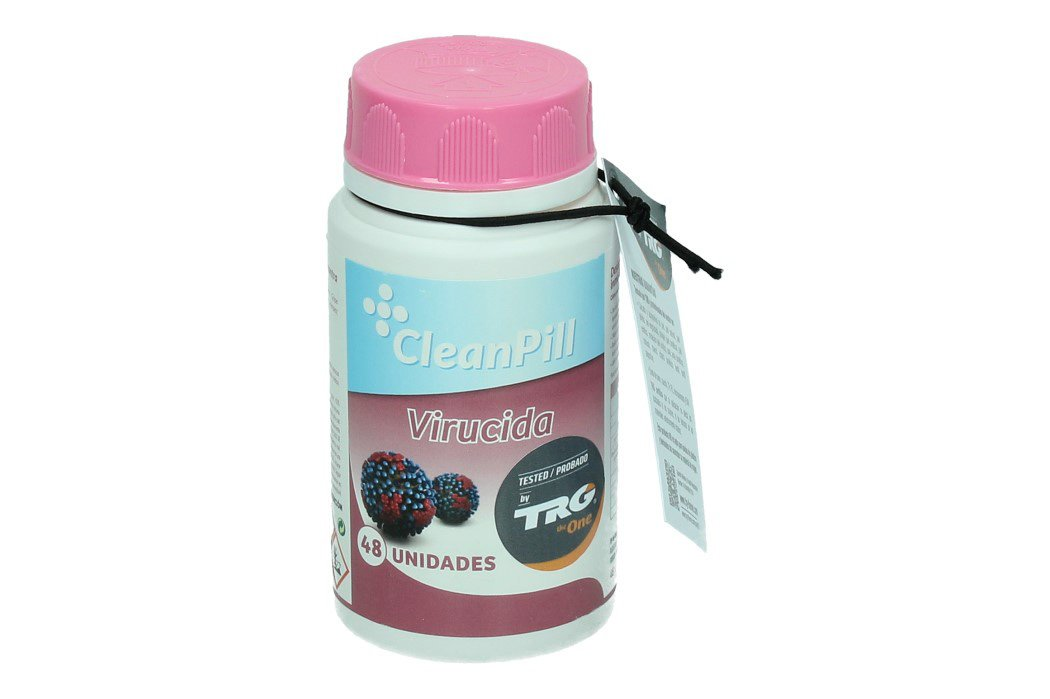 VIRUCIDA CLEAN DESINFECTA COVID-19 color TRANSPARENTE