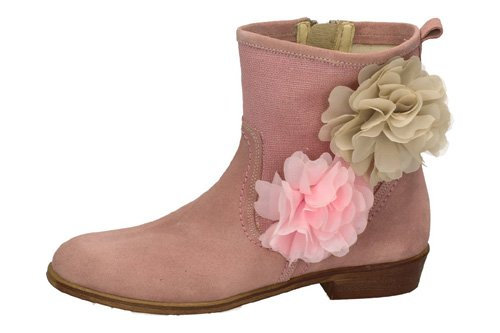 23551-7304 BOTIN COMUNION FLOR color ROSA